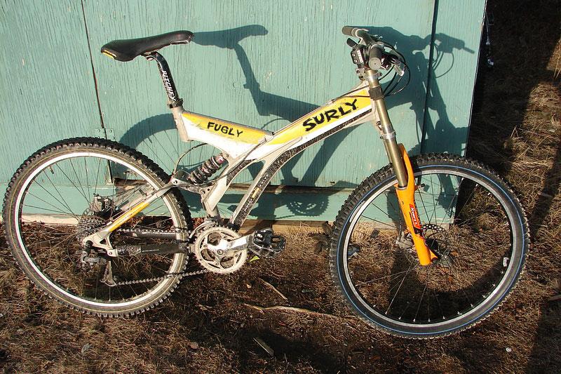 Specialized Fsr 1999