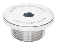 Non-drive Whirly Cap, Sil