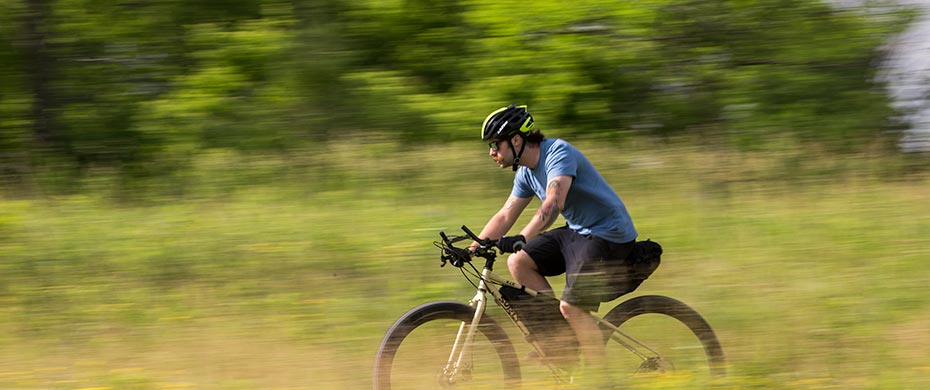 ECR riding image