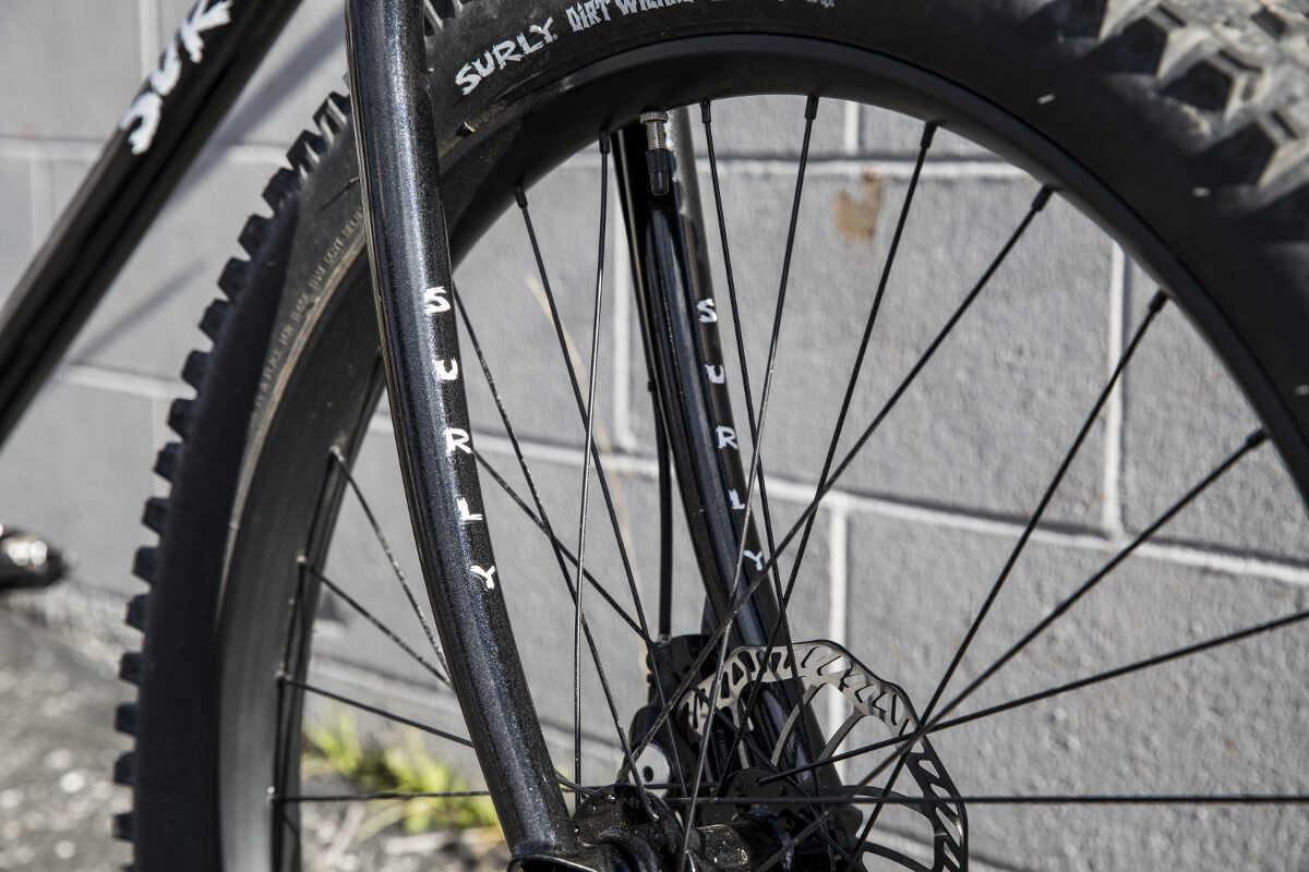 Lowside wheel