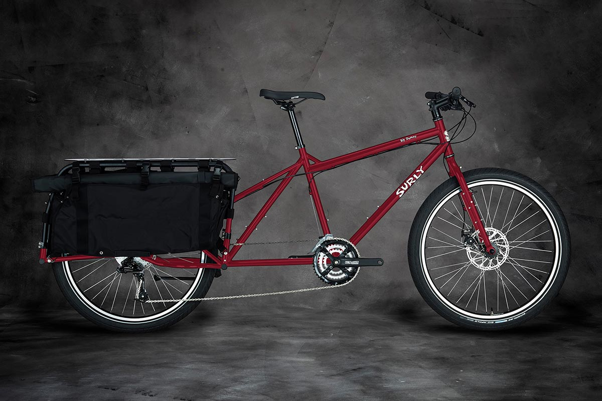 Surly Big Dummy Cargo Bike