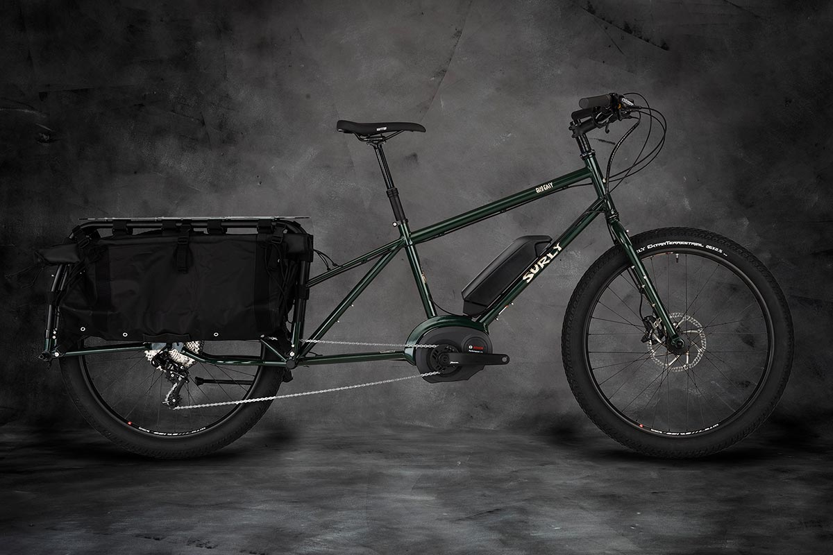 Surly Big Easy Cargo eBike