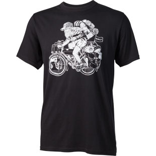 Long Haul Trucker Tee Joe