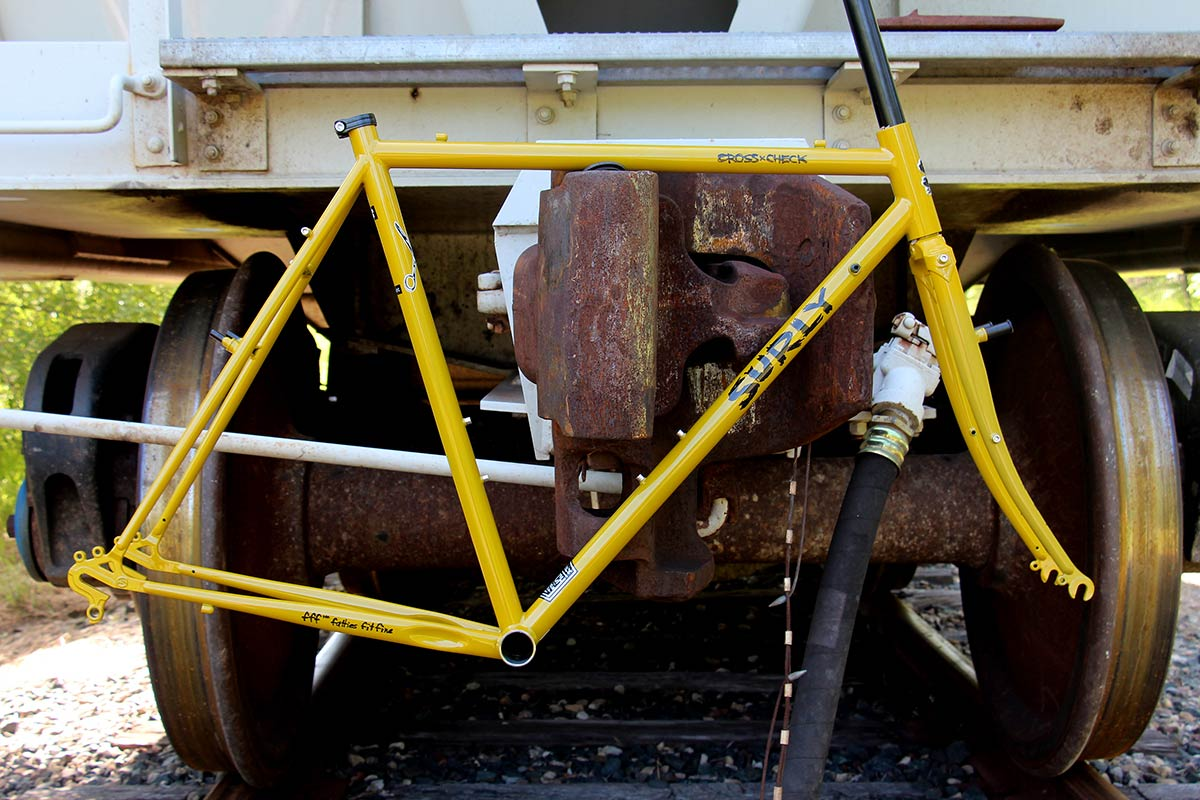 Steel Commuter Bike | Cross-Check | Surly Bikes