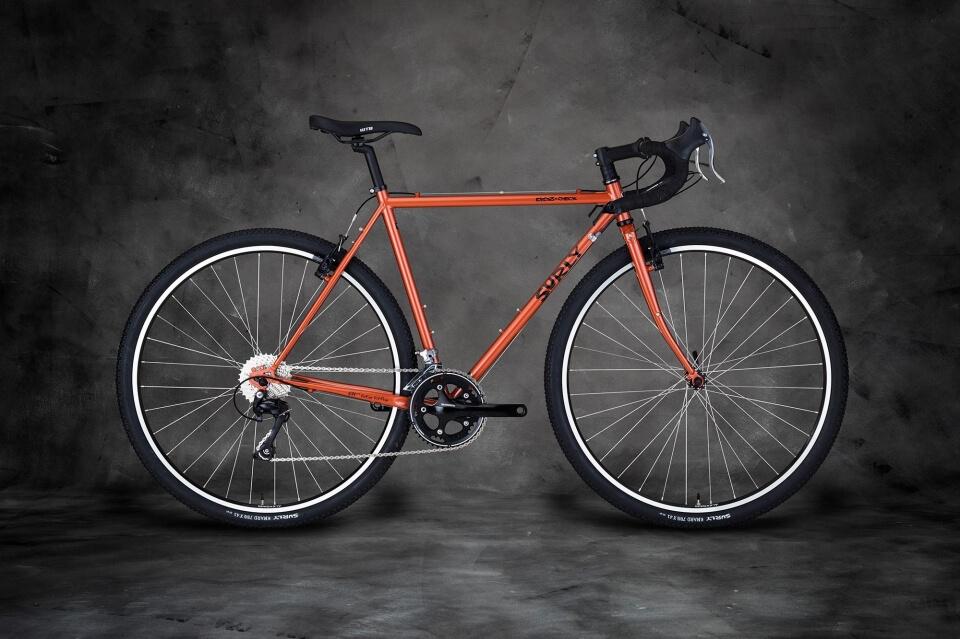 Surly Cross Check Bike - Mule Mug - right side view