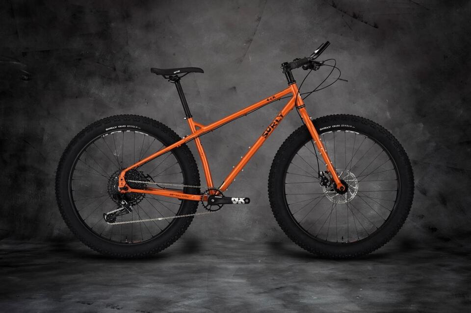 ECR Bike -  Norwegian Cheese Brown