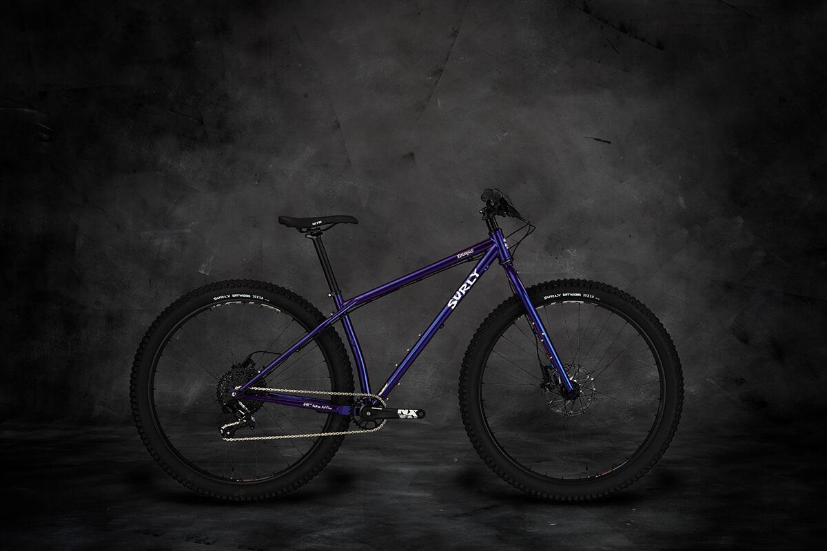 Krampus, Bruised Ego Purple