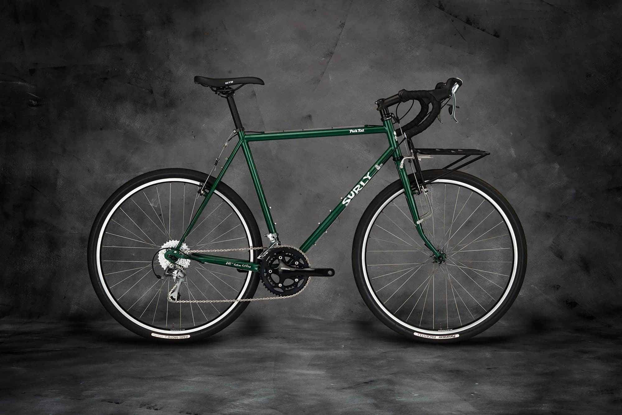 Surly Pack Rat Bike 650b - Get In Green