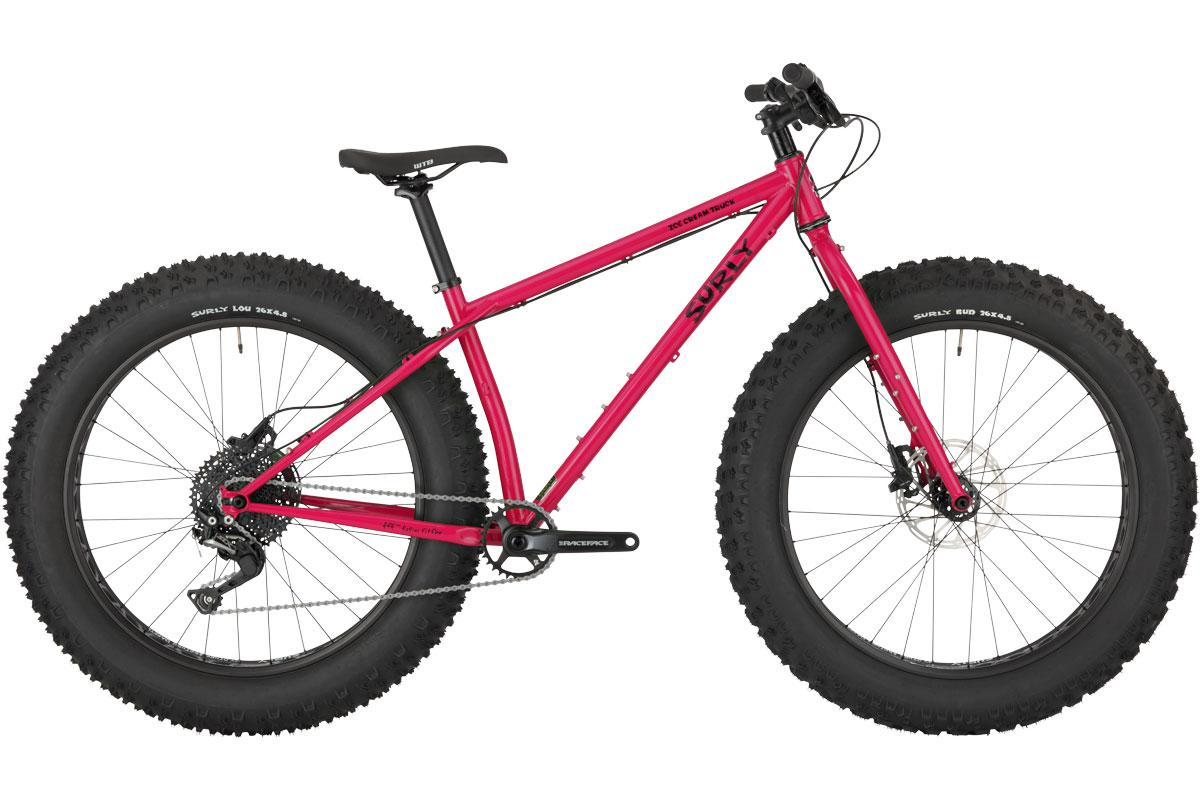 surly fat tire bike