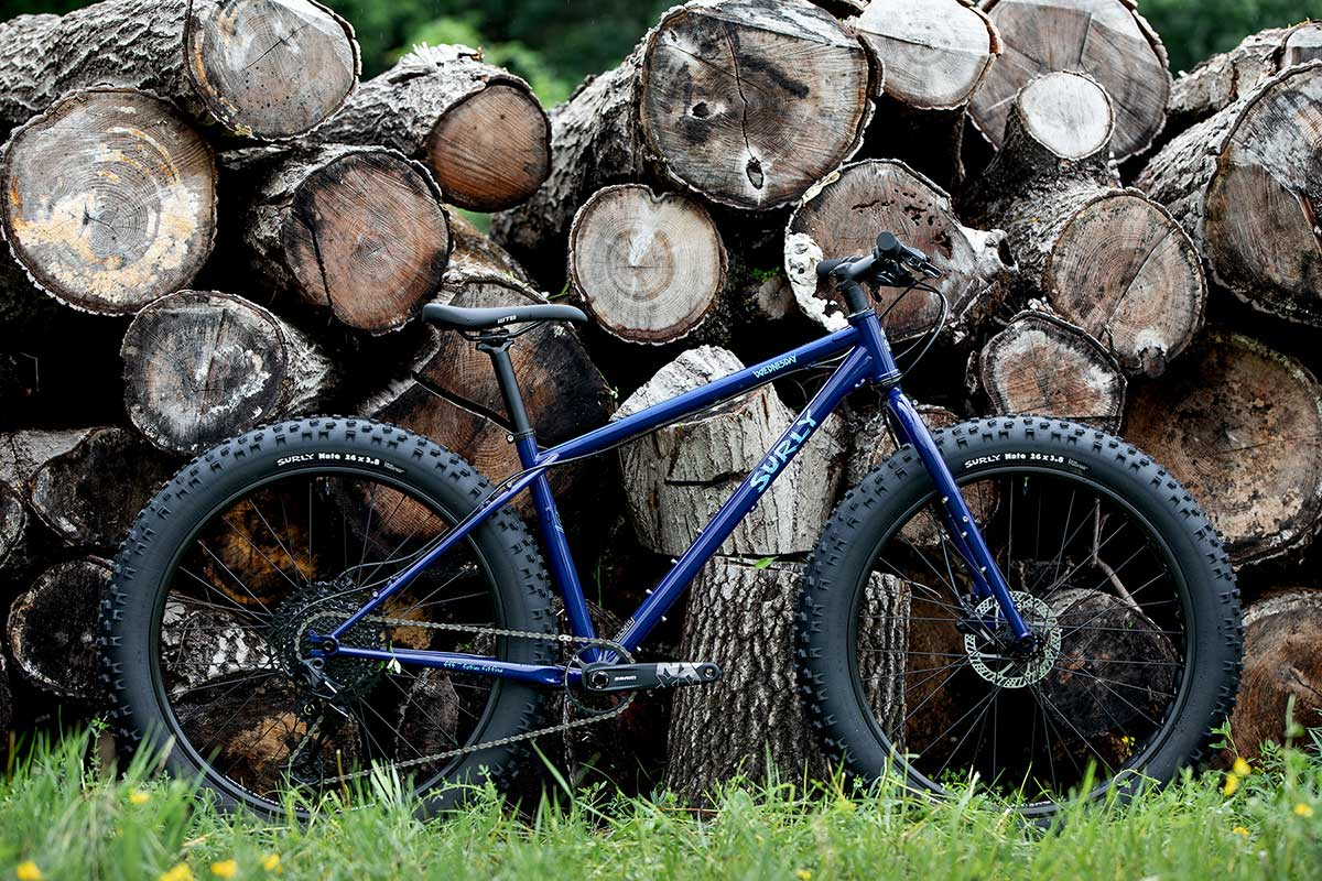 surly wednesday fat tire bike