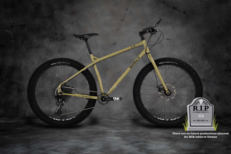 ECR Bike - 27.5+ - Tank Green