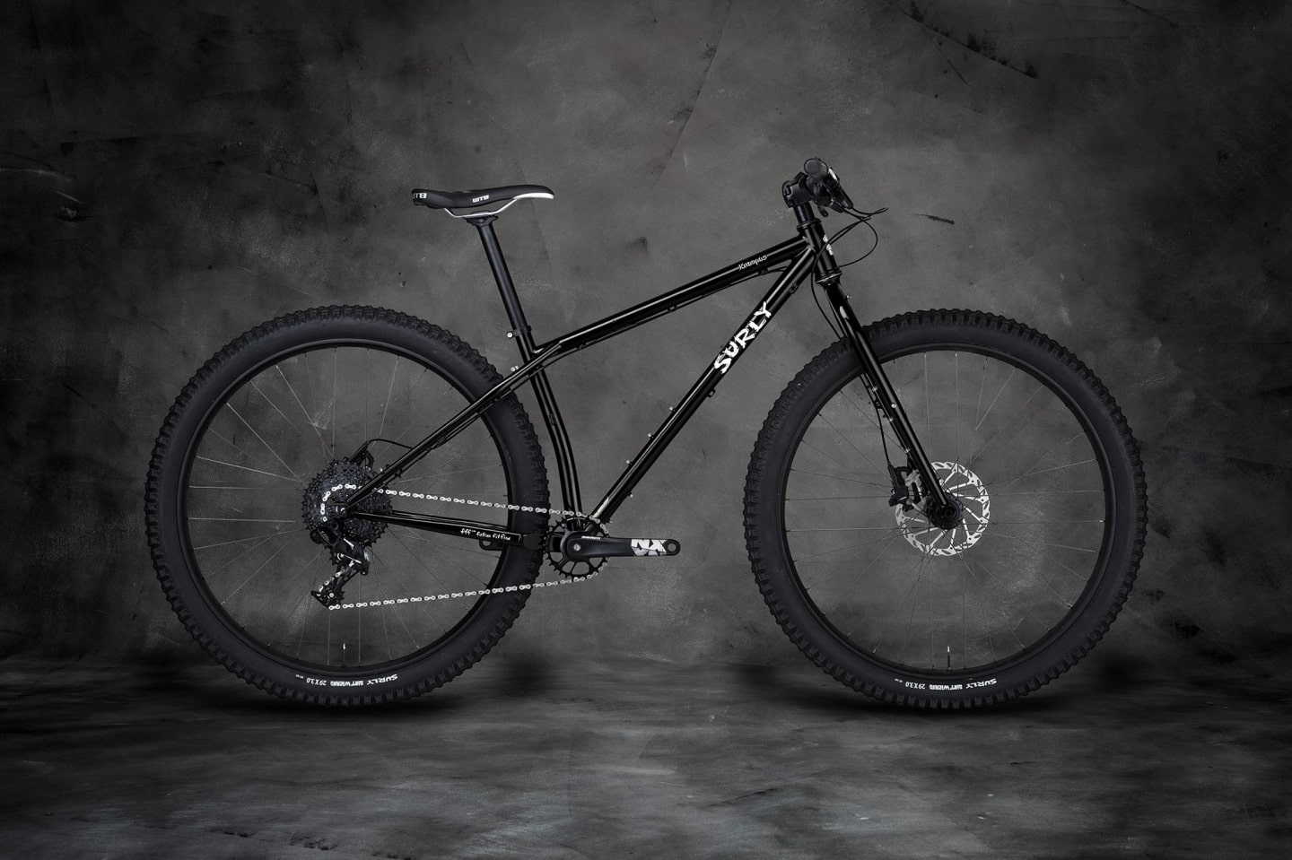 Krampus Bike Dark Black