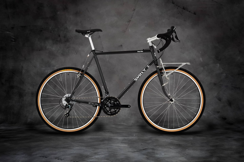 Surly Pack Rat Bike - 650b - Hi-Viz Black