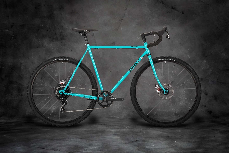 Straggler 700c complete bike, Chlorine Dream