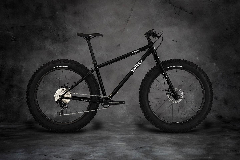 Surly Wednesday - Complete Bike - Trevor's Closet Black