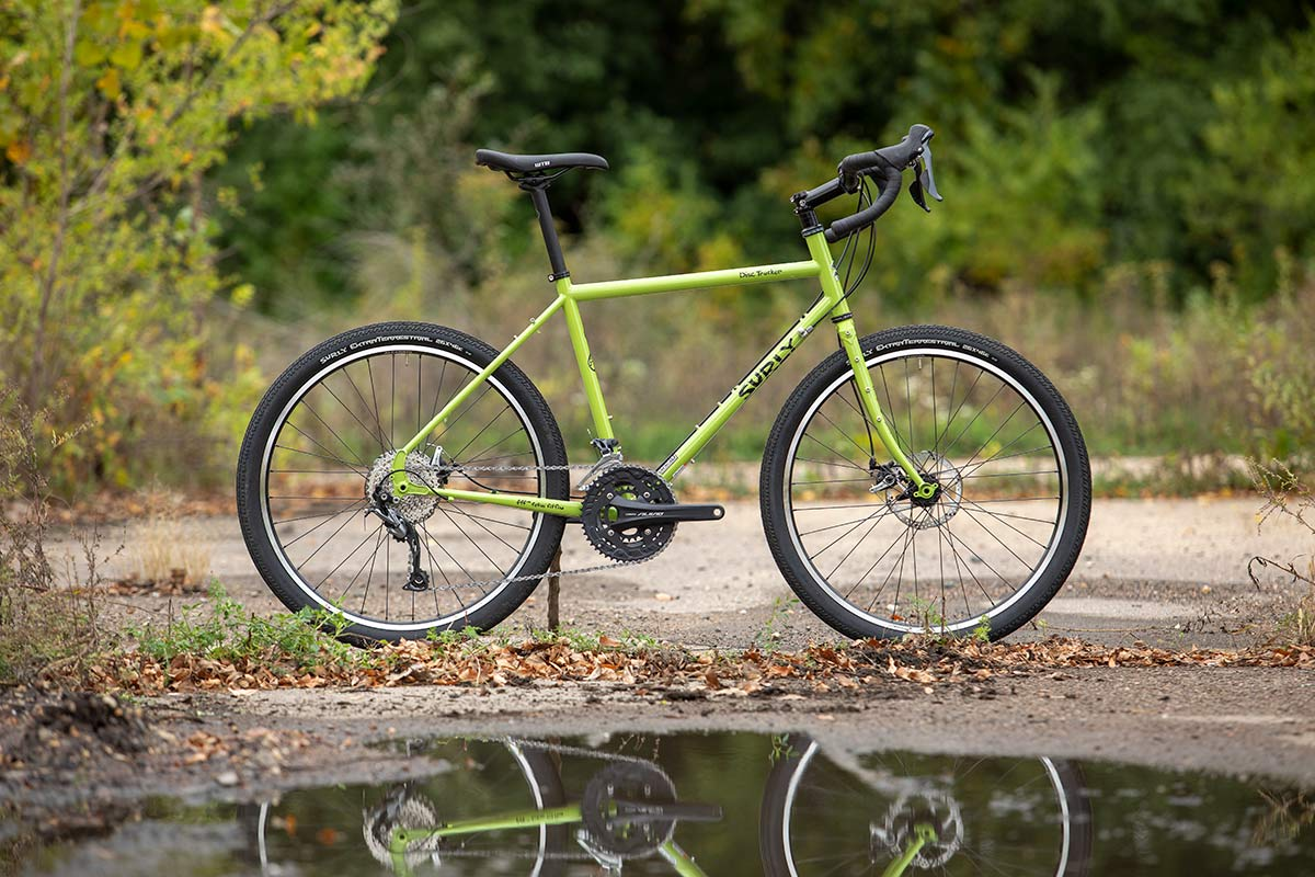 Surly Disc Trucker touring bicycle