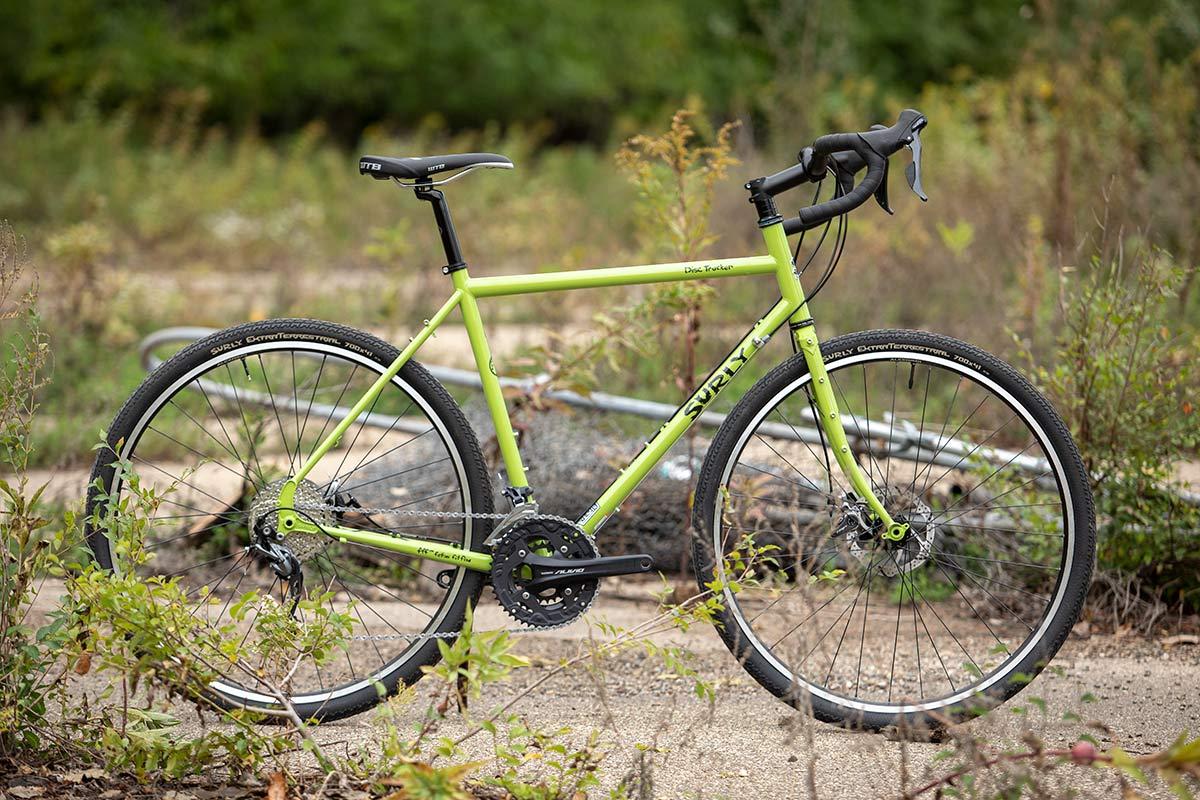 Disc Trucker 700c complete bike