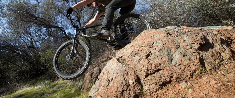 Lowside rock drop