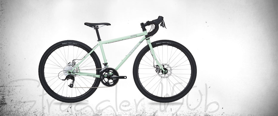 Straggler 650b - Mint | Legacy Bikes | Surly Bikes