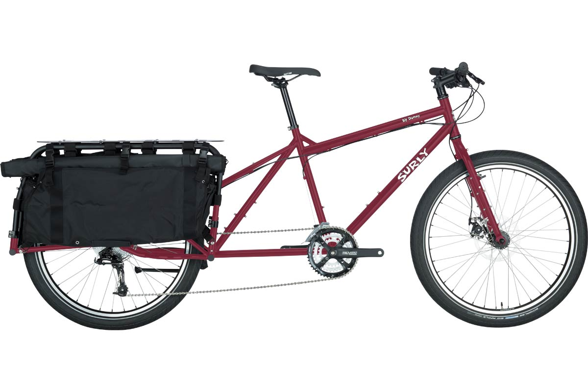 Image result for surly big dummy cargo bike