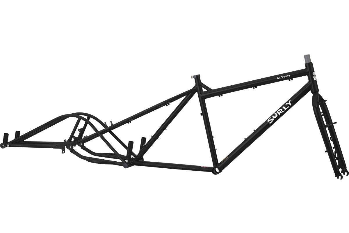 Big Dummy - frameset - Blacktacular