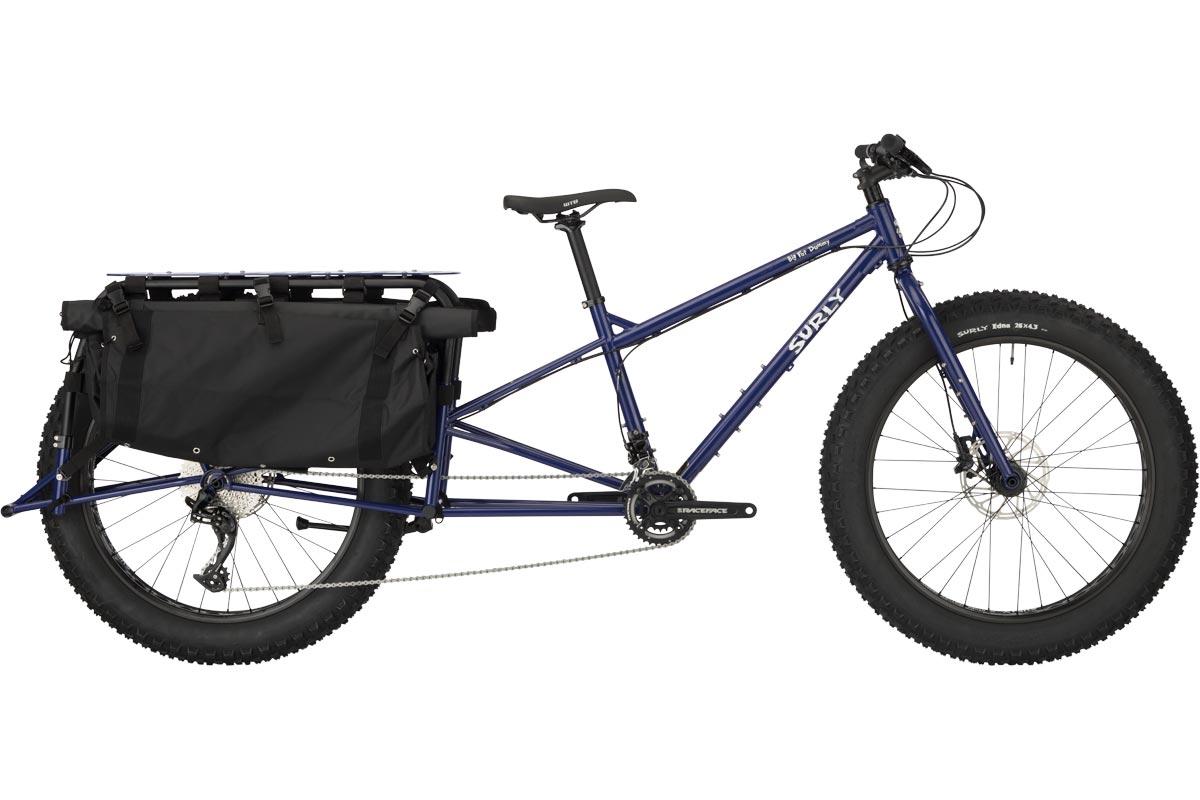 Big Fat Dummy Bike - Bliolet
