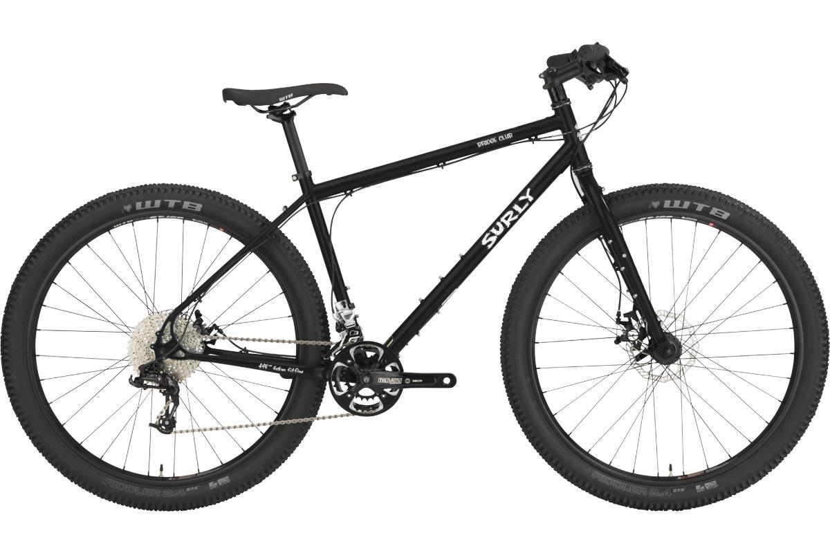 Bridge Club bike - Dark Black