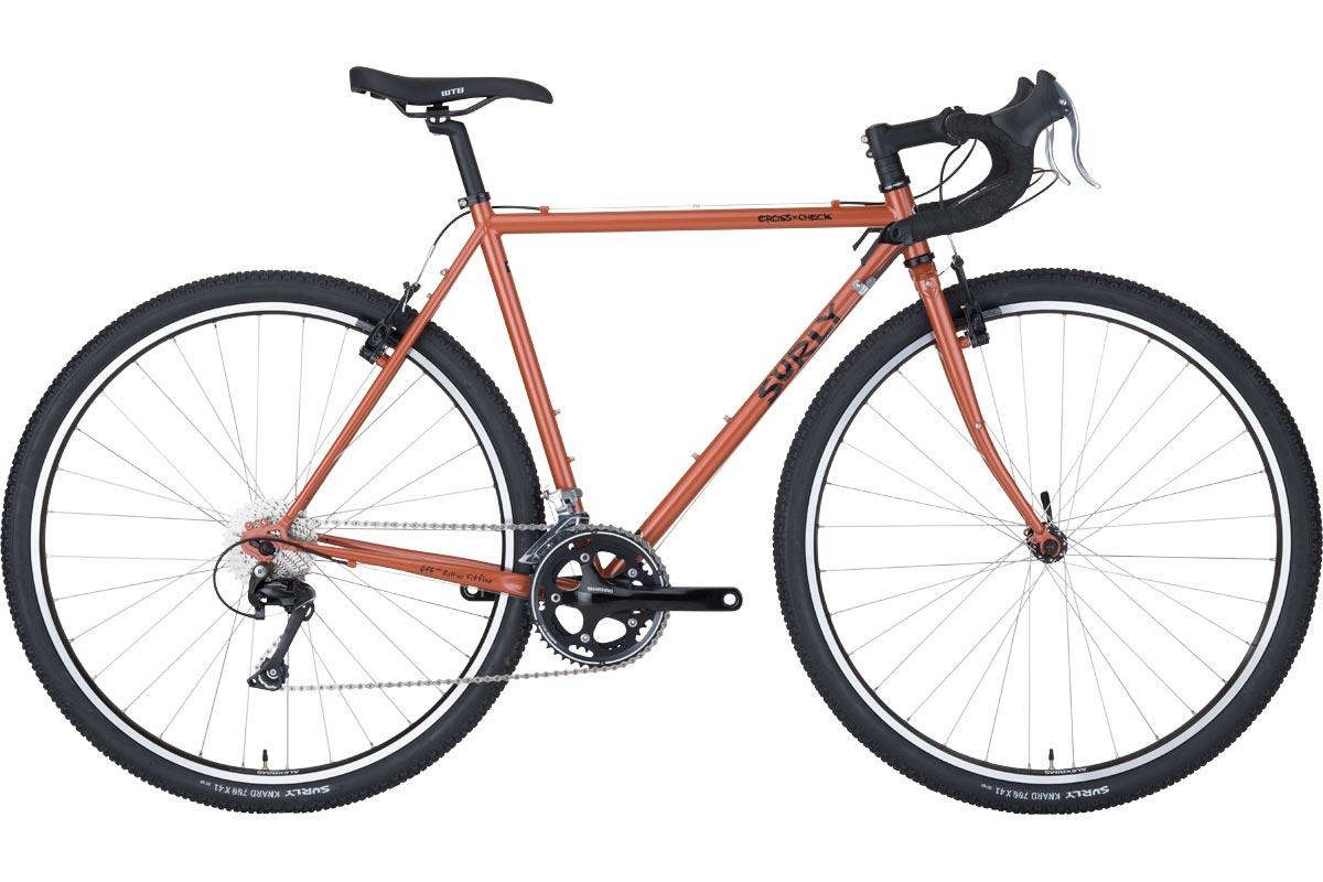 Surly Cross-Check Bike - Mule Mug