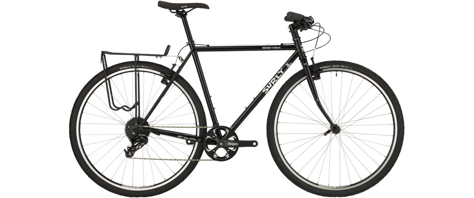 Flat Bar Cross-Check complete bike - gloss black