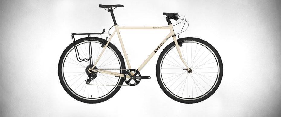 Surly Flat Bar Cross-Check Bike, My Milkshake