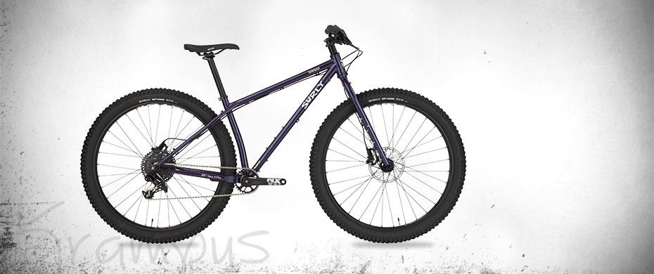 Surly Krampus | 29er Hardtail Mountain Bike | Surly Bikes | Bikes ...