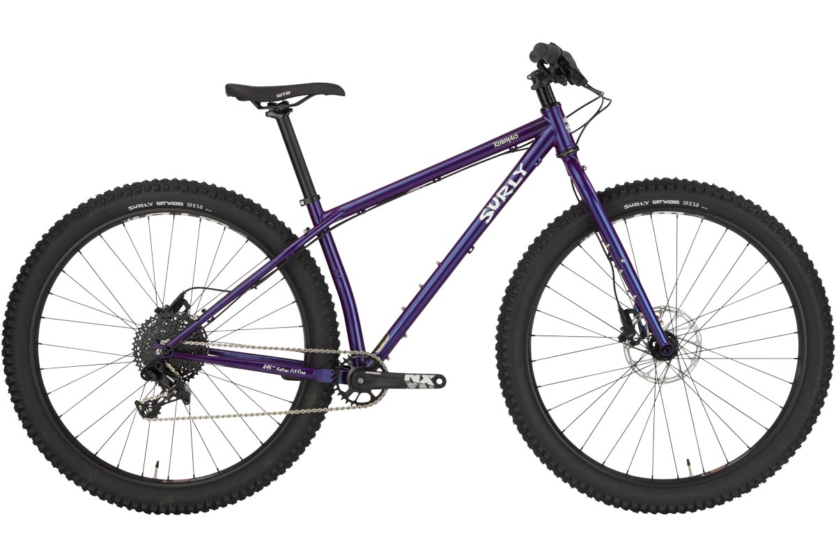 Krampus Bike Bruised Ego Purple