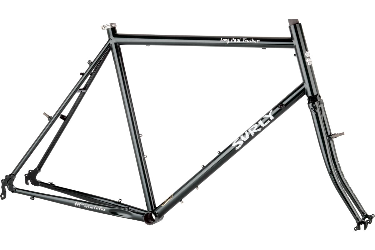 Surly Long Haul Trucker Frameset 26 - Blacktacular