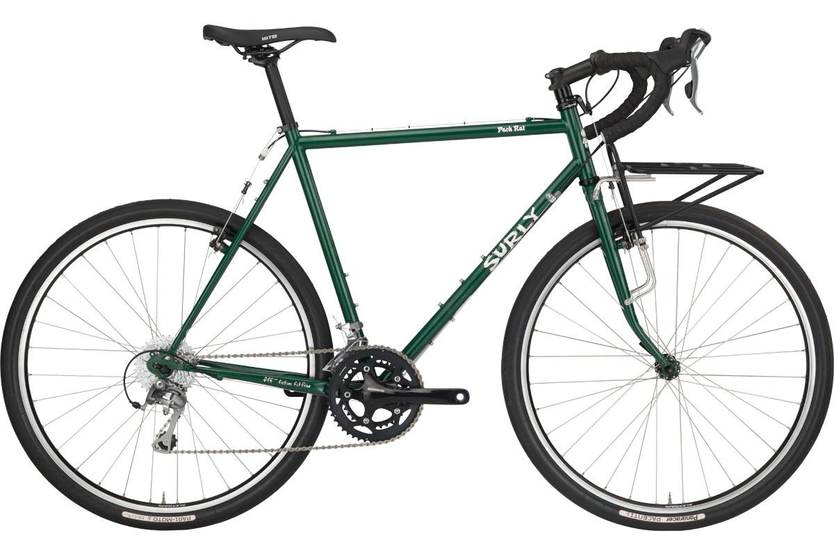 Surly Pack Rat Bike 26 - Get In Green