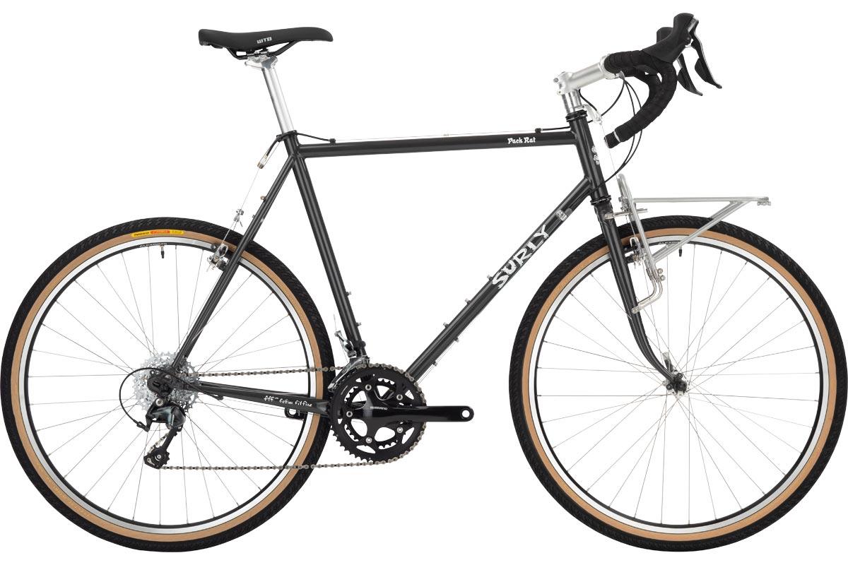 Surly Pack Rat Bike - 650b - Gray Haze