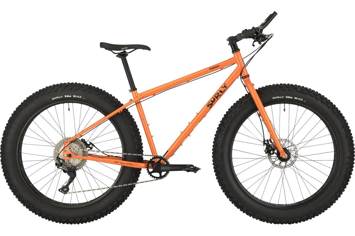 Pugsley Bike Candied Yam Orange ... 44a773dab