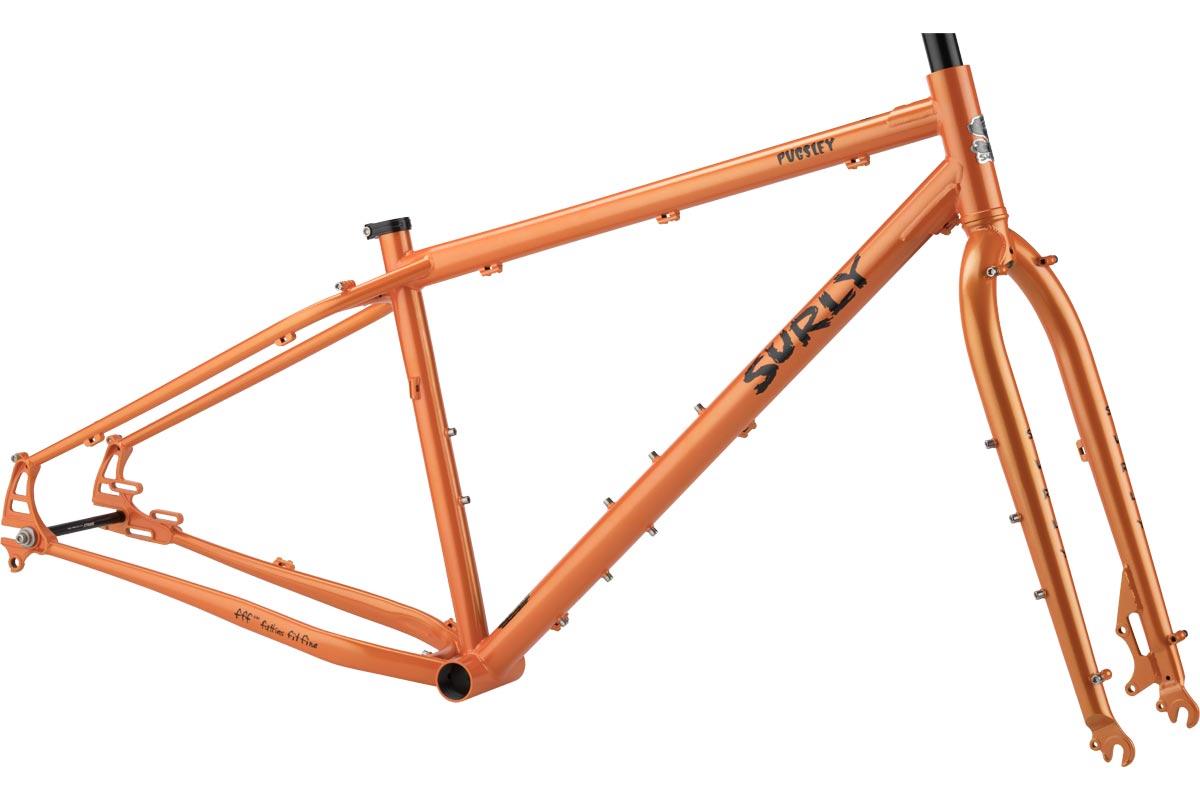 Pugsley Frame Candied Yam Orange