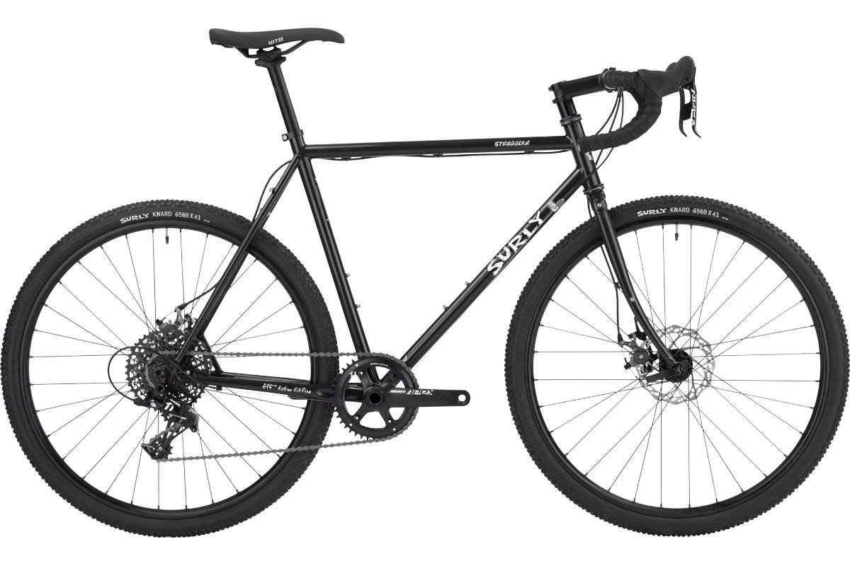 Straggler Bike 700c - Gloss Black