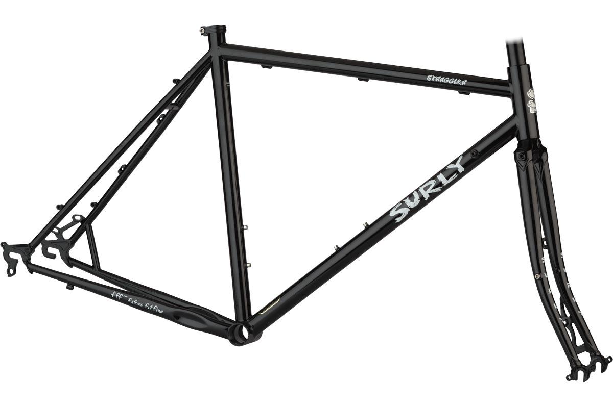 Straggler Frameset 650b - Gloss Black