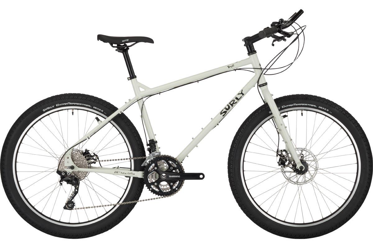 Troll Bike Salt Shaker