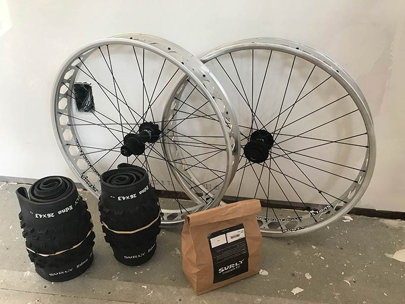 Surly Tubeless Tape Kit