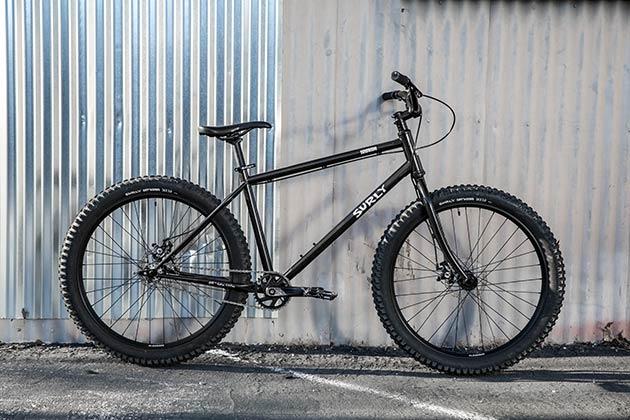 Lowside complete bike