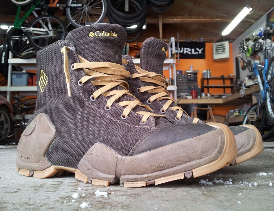 Winter Boot And Burning Rubber Blog Surly Bikes