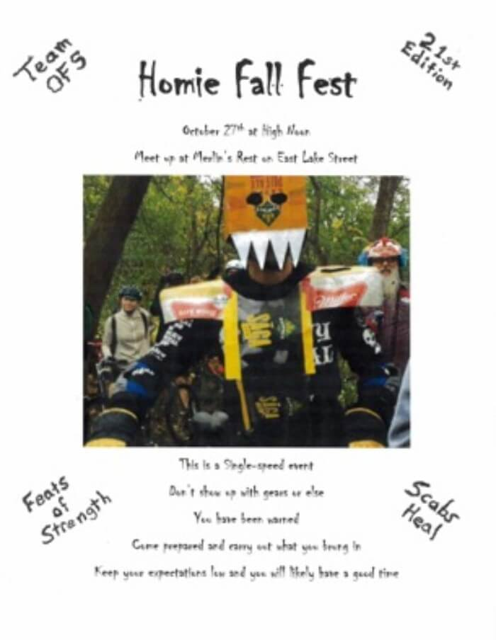 Homie Fall Fest