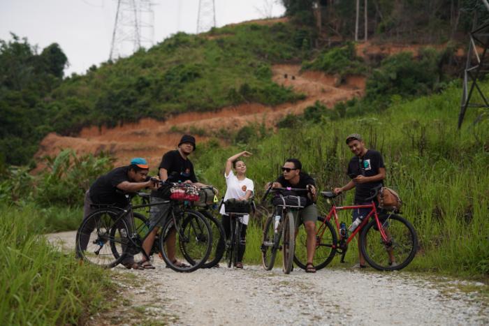 Bikepacking Friends