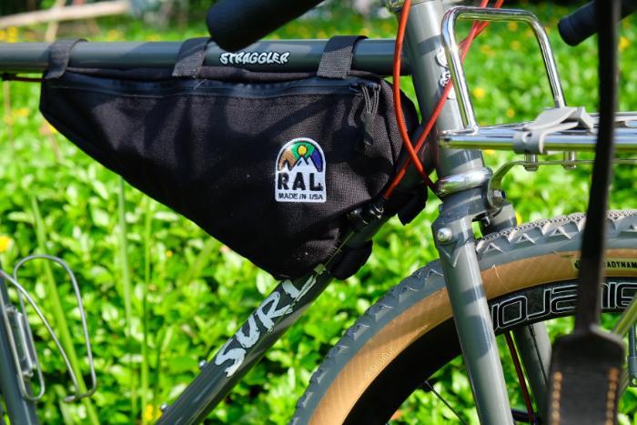 Straggler Rack and Bag