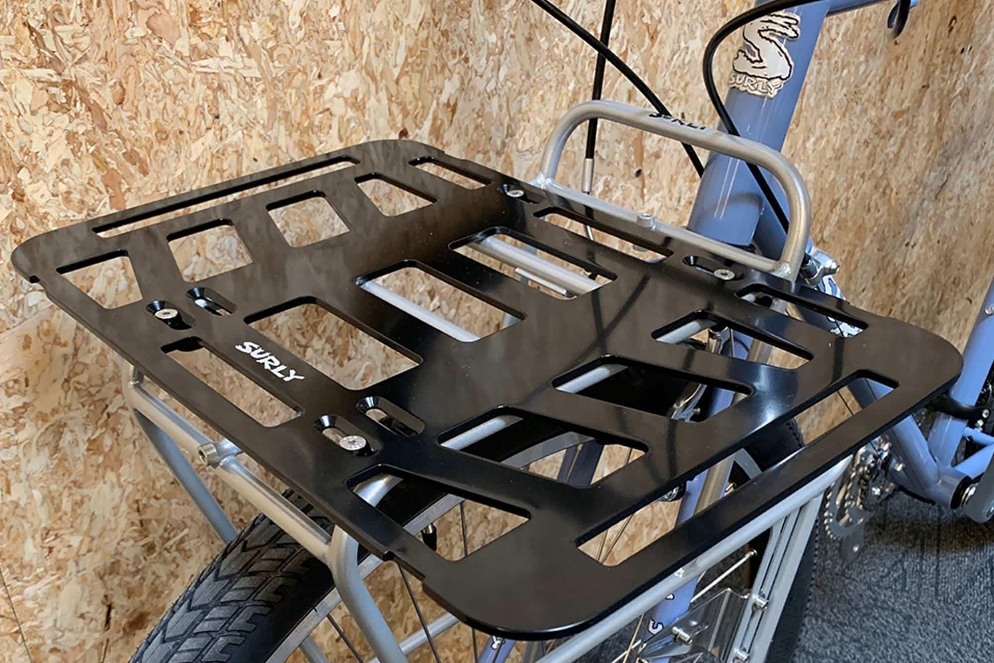 Surly Tv Tray Your Add On Bike Rack Solution Surly Bikes Surly Bikes