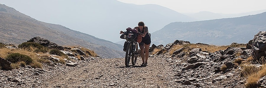 Bikepacking the Sierra Nevada