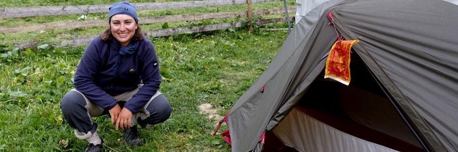 Isabel Del Real Camping