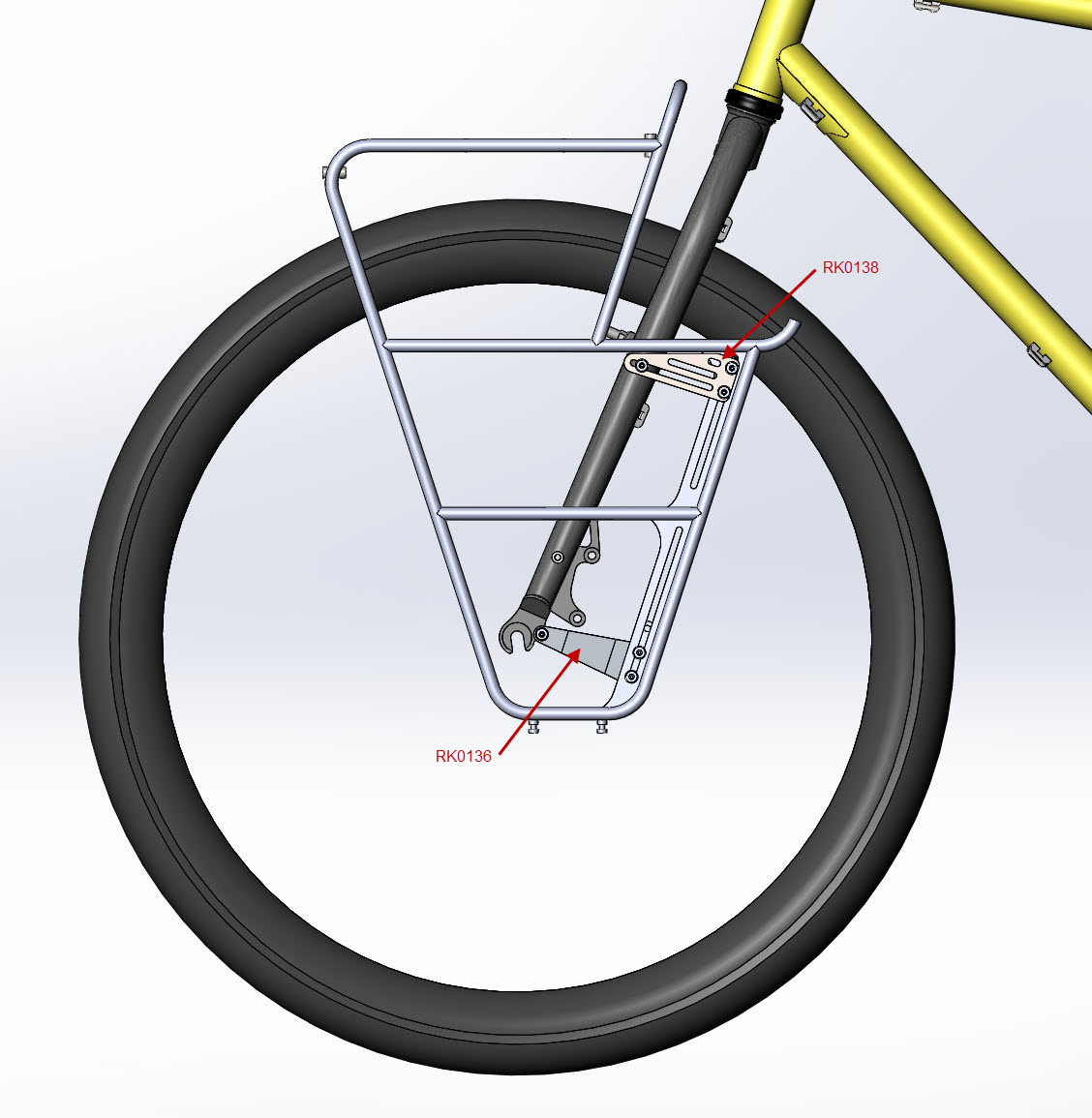 The Surly Front Rack can be used on non-Surly bikes but the hardware and plates are designed to work best with Surly bikes.  sc 1 st  Surly Bikes & Rack Plates Decoded | Blog | Surly Bikes